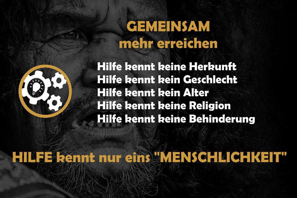 Inklusion Muss Laut Sein unterstützt Obdachlose in Hamburg