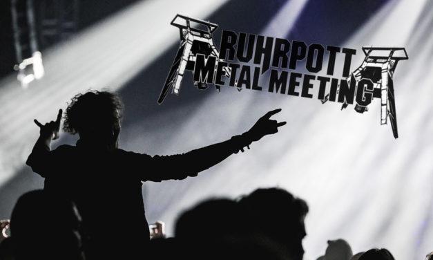 Ruhrpott Metal Meeting 2019 – Der stahlharte Advent geht in Runde 5!