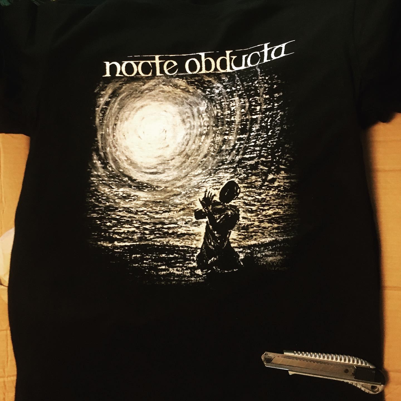 Nocte Obducta Irrlicht Shirt