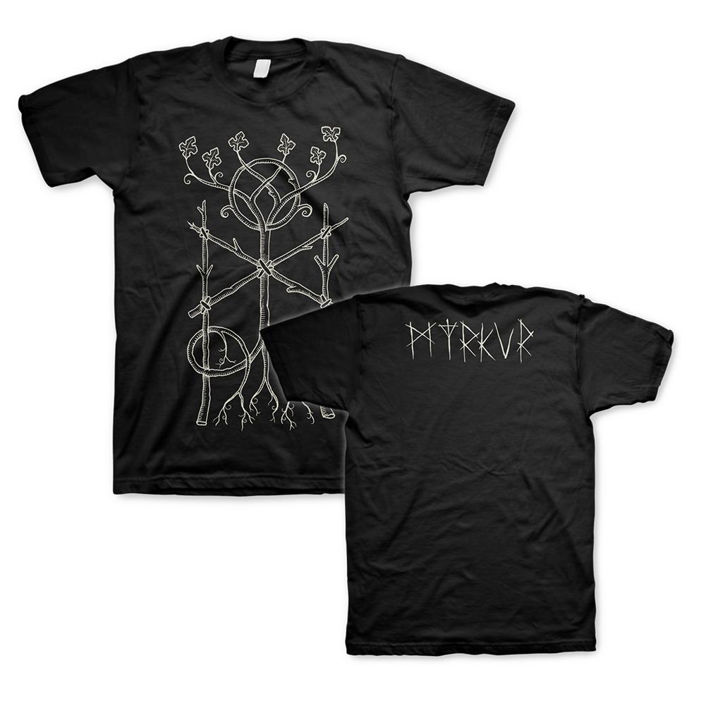 Myrkur Dronning Ellisiv Black T-Shirt