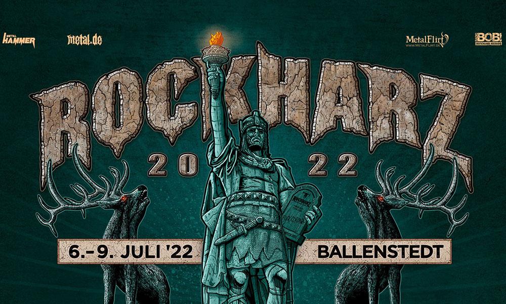 Rockharz 2022 mit über 50 bestätigten Bands beginnt der Vorverkauf